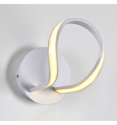 Applique LED modern bianco - Lex