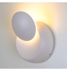 Applique a LED Design bianco - Shadow