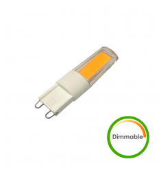 lampadina dimmable G9 LED
