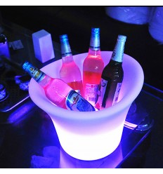 Secchio a Champagne LED - Party